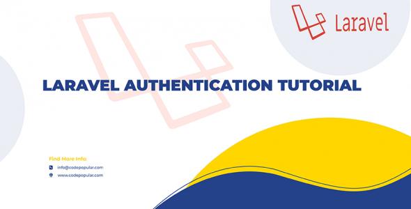 laravel-8-authentication | Free Website Template