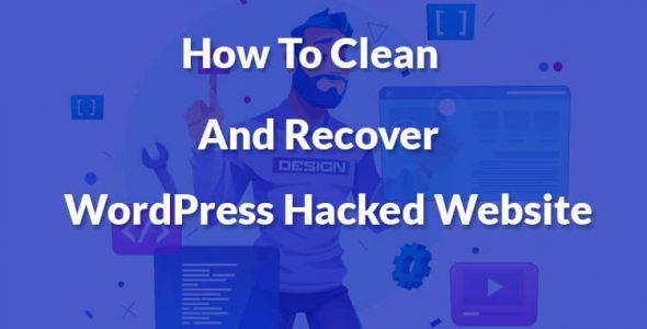 Hacked WordPress Site