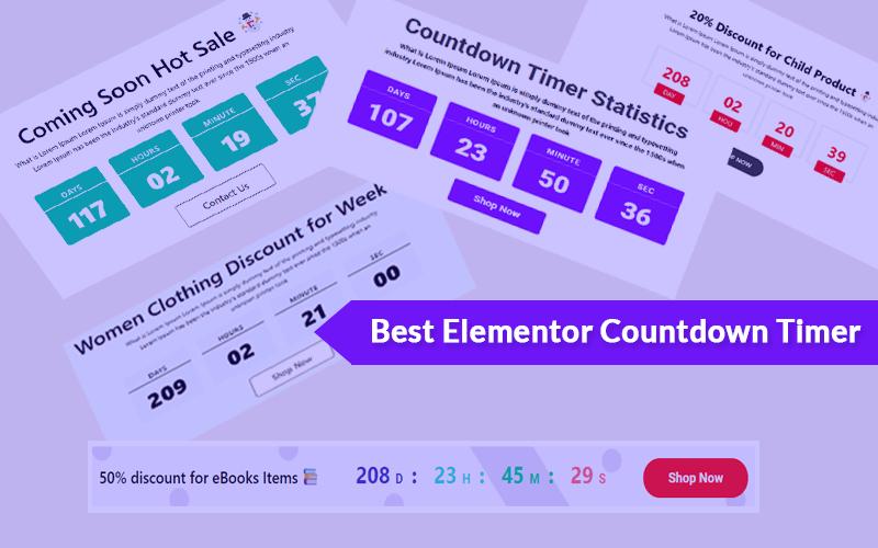 best-elementor-countdown-timer
